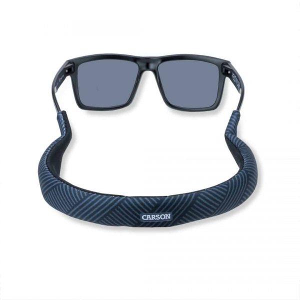 Grey floating eyewear retainer