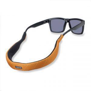 Retenedor de gafas flotantes naranjas