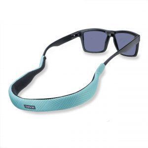 Retenedor de gafas flotantes verde azuladas