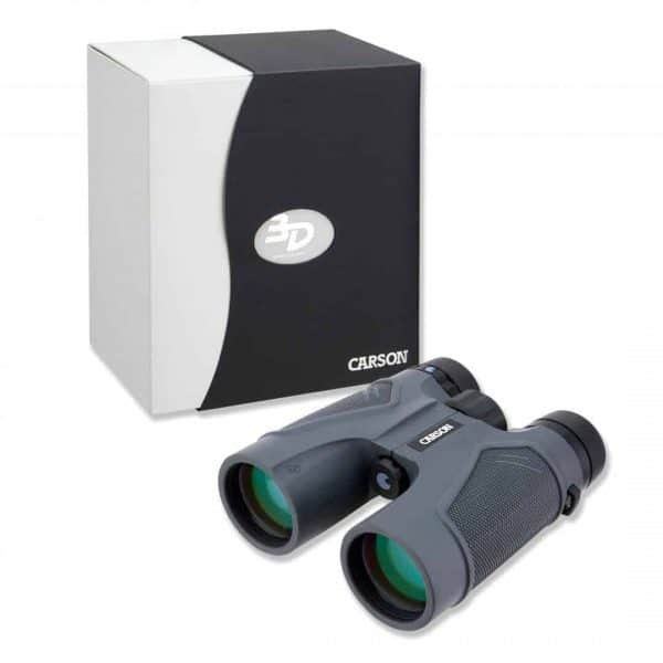 10 times 42 millimeter dielectric prism binocular