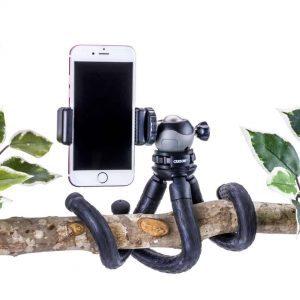 flexible arm phone holder
